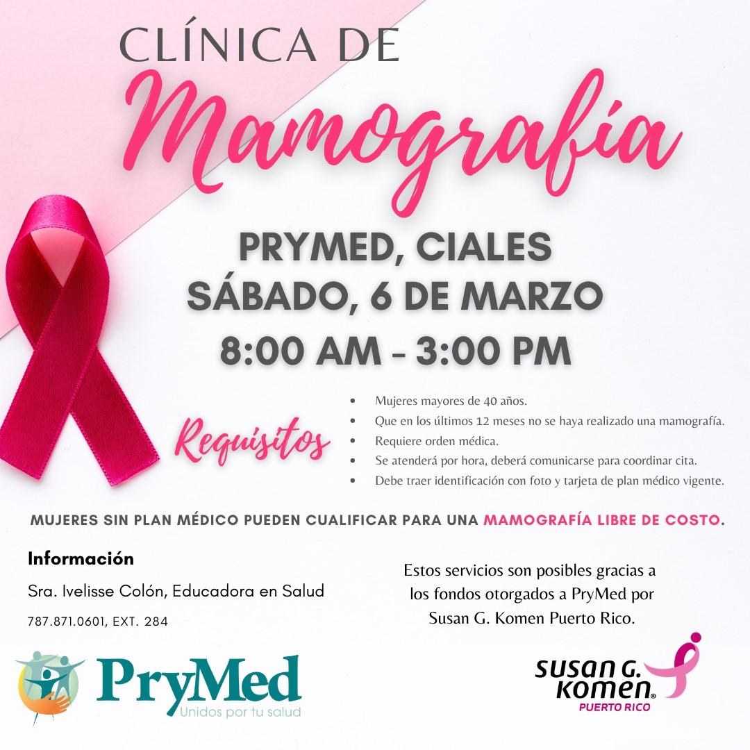 Clinicas de Mamografia