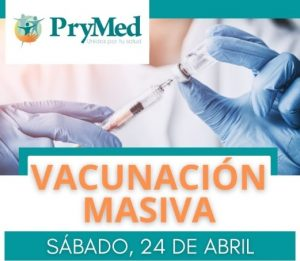 Vacunacion Masiva