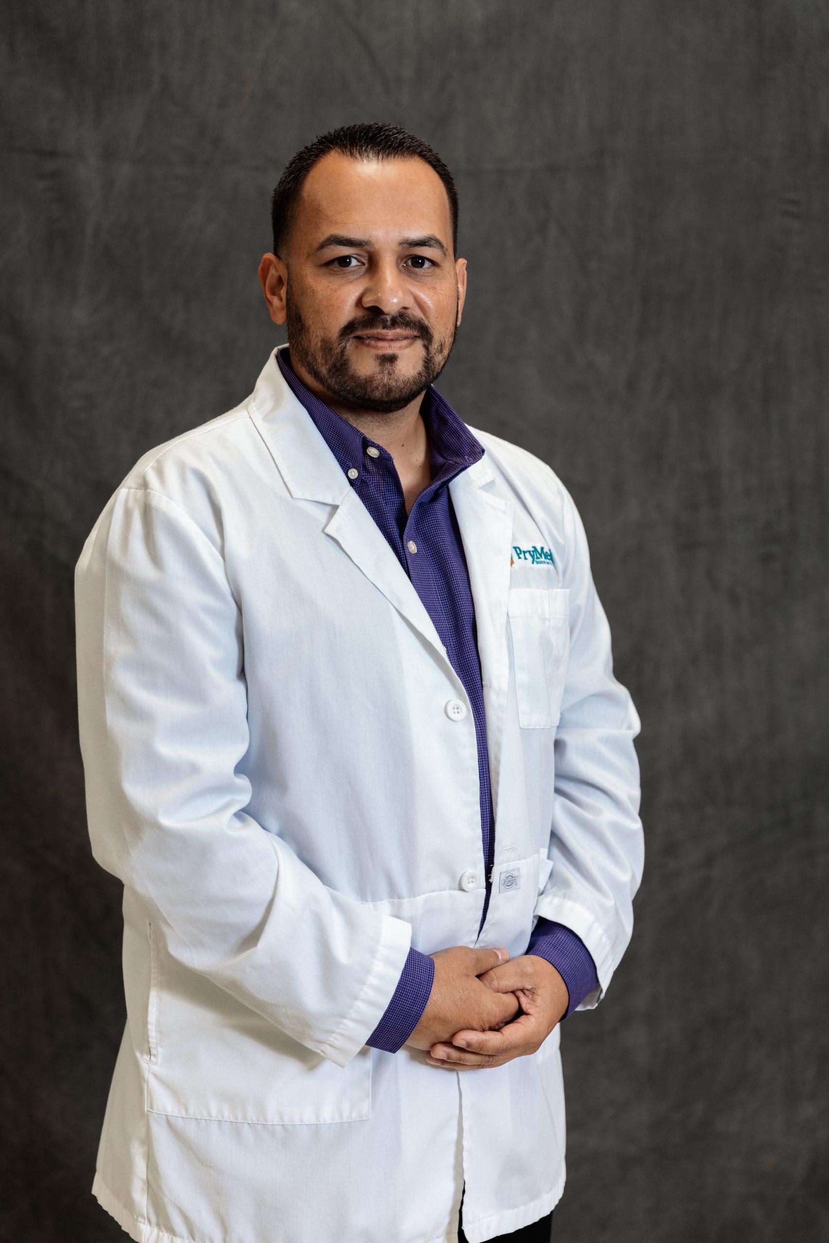 Dr. Angel Ayala