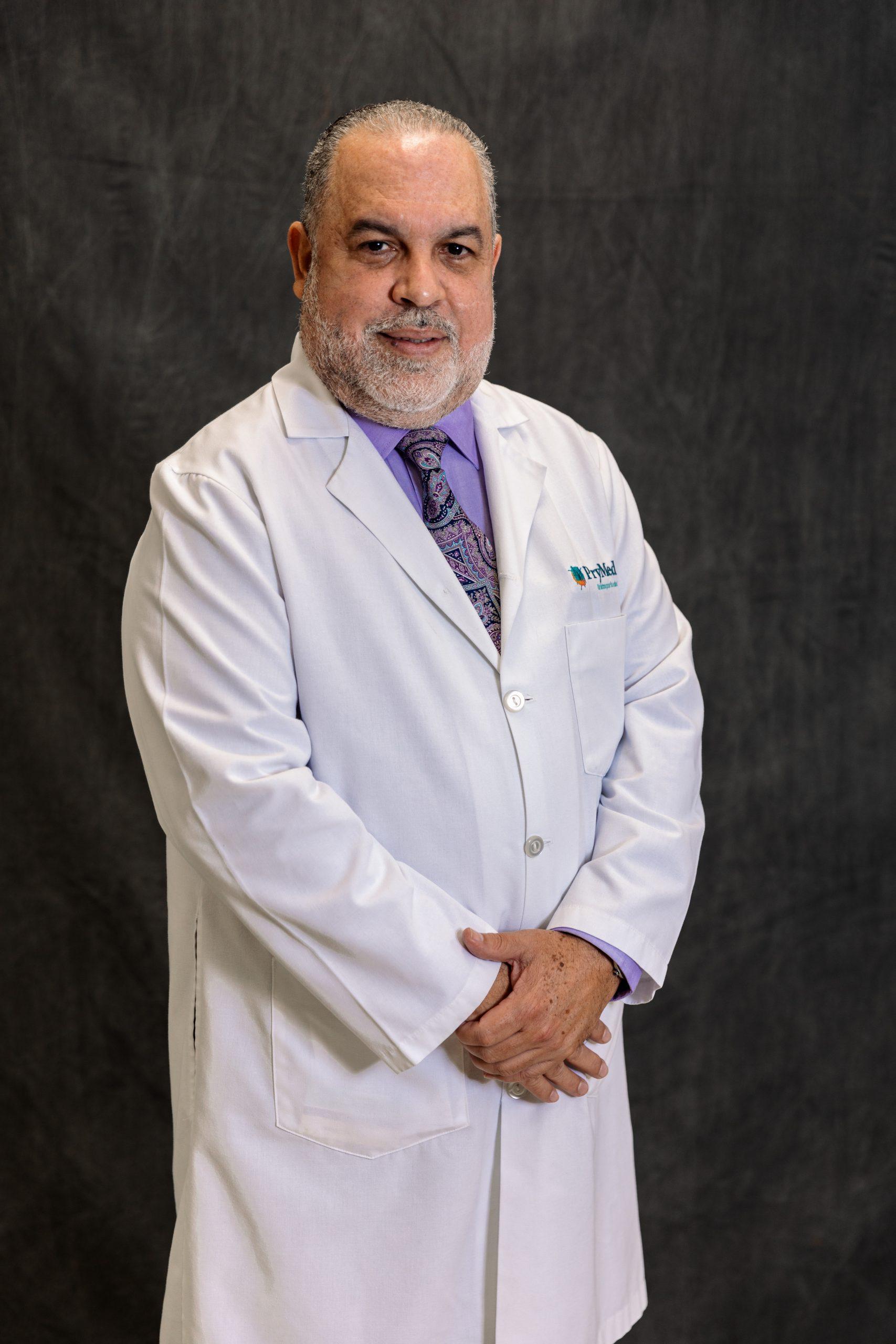 Dr. Eric Alicea